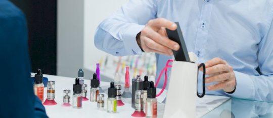 acheter des cigarettes electroniques et des accessoires